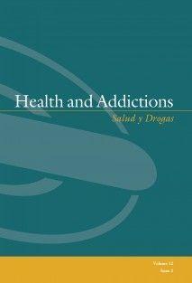 Salud y drogas [recurs electrònic] : health and addictions Alicante : Universidad Miguel Hernández, 2001-