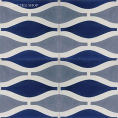 Cement Tile Shop - Handmade Cement Tile | Sea Breeze