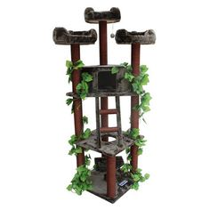 """You'll love the 75"""" Redwood Cat Tree at Wayfair - Great Deals on all Pets  products with Free Shipping on most stuff, even the big stuff."""