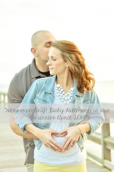 Something wonderful has happened Our gift from God arrives Autumn 2014