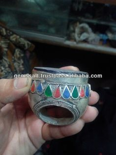 antiques kuchi jewellery, Afghan kuchi rings Spicy Candy, Class Ring, Silver Rings, Jewellery, Antiques, Antiquities, Jewels, Antique, Jewelry Shop