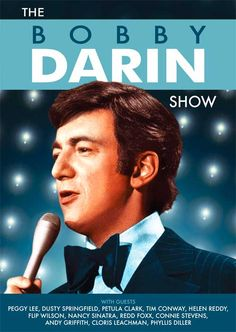 The Bobby Darin Show - MPI Announces Their DVD Release: Date, Cost, Extras, Box Cover