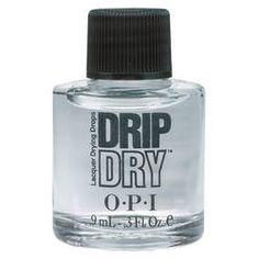 Drip Dry Lacquer de OPI sur Sephora.fr Parfumerie en ligne