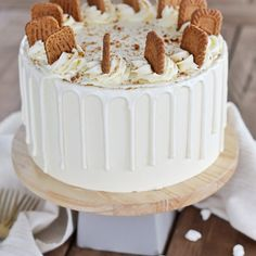 Biscoff Cake | Cake by Courtney