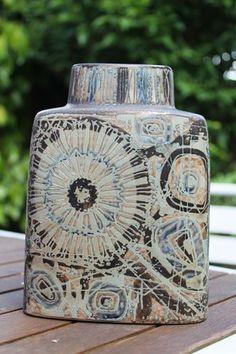 Royal Copenhagen Baca vase Nils Thorsson   eBay