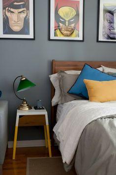 Jeito de Casa: Apartamento masculino de 30 e poucos metros...