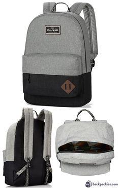 Dakine 365 Pack - Stylish mens backpack for college - Full review: https://backpackies.com/blog/best-cheap-backpacks-for-school/#dakine