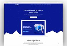 Buy Softia – Multipurpose Technology WordPress Landing Page Theme by kemoboy on ThemeForest. Softia is a responsive, professional, and multipurpose SaaS, Software, Startup and WebApp WordPress landing template. Business Marketing, Content Marketing, Digital Marketing, Wordpress Landing Page, Best Landing Pages, Template Site, Wordpress Template, Web Application, Premium Wordpress Themes