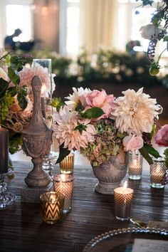 Photography : André Maier Photography | Hotel : Casa Del Mar | Floral Design : The Hidden Garden Read More on SMP: http://www.stylemepretty.com/california-weddings/santa-monica/2017/02/27/a-sand-in-the-toes-affair-paired-with-all-out-glamour/