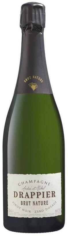 #Wine of the day // #Vin du jour : #Champagne André et Michel #Drappier – Brut Nature – Pinot Noir Zéro Dosage (15.25/20) http://vertdevin.com/vin/champagne-andre-et-michel-drappier-brut-nature-pinot-noir-zero-dosage/