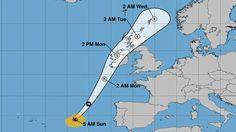 ICYMI: Irlanda emite la alerta roja ante la inminente llegada de la peor tormenta desde 1961