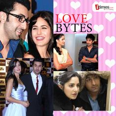 On Ranbir Kapoor's birthday, here's presenting some of his most romantic moments with girlfriend Katrina Kaif! Enjoy!
