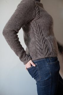 d1608e1caa7ca Halliard pattern by Kate Gilbert. Cable Knitting ...