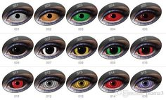 Shop DHgate.com for a great selection of 22mm sclera contact lens supernatural dean devil eye cos movie halloween cosplay costume full eye contacts buy contact lense buy online contact lenses cheap contact lens solution by mama3 at unbeatable price!