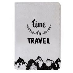 Amazon.com | Travel The World Leather Business ID Passport Holder... (20 CAD) ❤ liked on Polyvore featuring bags, leather travel bag, travels bags, genuine leather bags, travel bag and leather bags