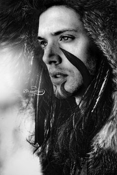Tribal!Jensen by eloisebrandtner - interesting....