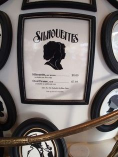Get a Silhouette Portrait - These iconic silhouettes are cut out of paper by talented cast members at most of the Disney parks. At around $20 (with frame), these pull double-duty as souvenir and wall art.