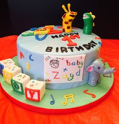 #cake #baby Einstein
