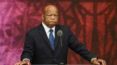 John Lewis, Democrats are boycotting America, not inauguration