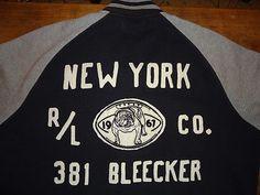 Bleecker Letter Jacket