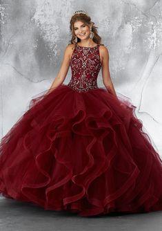3e34c3fff6f Mori Lee Vizcaya Quinceanera Dress Style 89194