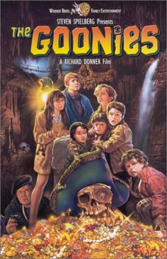 The Goonies (Clamshell) [VHS] Warner Home Video