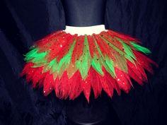 Girls Christmas Fairy Tutu www.tutufactory.co.uk