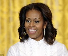 Happy Birthday, First Lady, Michelle Obama