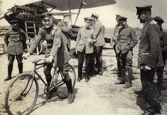The Red Baron: Manfred von Richthofen, Famed WW1 Flying Ace