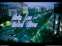 Alvin Lee - Motel Blues