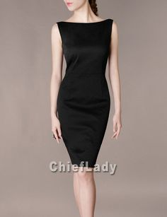 He encontrado este interesante anuncio de Etsy en https://www.etsy.com/es/listing/158286056/formal-concert-black-dress-elegant-slim