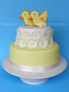 Easter cake  http://www.therecipestore.com/tag/easter-recipes #eastereggs