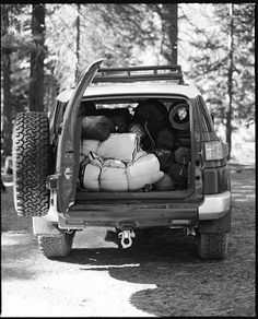 Just enough space for any adventure. Toyota Fj Cruiser, Land Cruiser, Cool Trucks, Cool Cars, Toyota 4x4, Bad To The Bone, Walkabout, Cars Motorcycles, Letting Go
