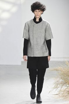 Défilé Issey Miyake Men homme Automne-Hiver 2016-2017