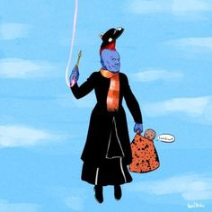 Yondu Udonta Im Mary Poppins!<--- just tear my heart out and stamp on it all ready, it would hurt less