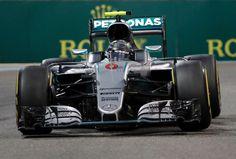 Rosberg  No 6