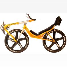 Cruzbike Vendetta - takes 25% less power at 20mph than the fastest upright bike