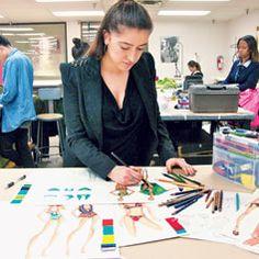 Design schools in Southern California