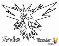 Pokemon Zapdos Coloring Pages Pokemon Coloring Pages, Cartoon Coloring Pages, Mandala Coloring Pages, Coloring Pages For Kids, Coloring Sheets, Coloring Books, Paisley Color, Hippie Art, Cricut Creations