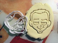 Big Bang Theory Sheldon Cooper Cookie Cutter great by CookiePrints, $9.99