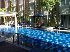 Ananta Legian Hotel, Seminyak, Bali
