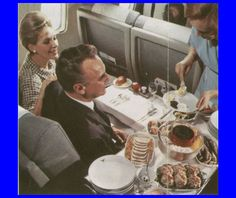 Pan Am Catering 1960 - 1970
