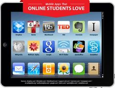 32 Mobile Apps That Online Students Love - Online College Courses