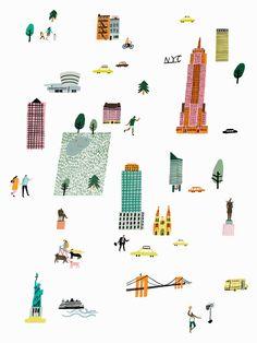 New York City - Charlotte Trounce