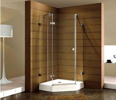paroi de douche ferm e leda pour receveur d 39 angle asym trique 120 x 90 cm prix 2 216 euros. Black Bedroom Furniture Sets. Home Design Ideas