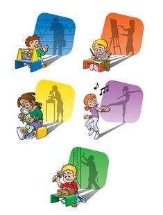Talenten - prenten Happy Thoughts, Emo, Coaching, Comics, Superheroes, Training, Comic Book, Comic Books, Comic