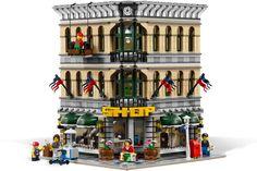 LEGO 10211 Grand Eperium, bekijk deze LEGO set op: https://www.olgo.nl/lego-grand-emporium-10211.html