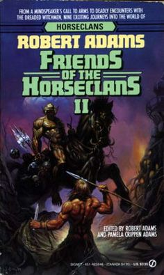Horseclans Special (Book 2) - cover by Ken Kelly
