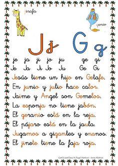 Spanish Grammar, Teaching Spanish, Spanish Language, Spanish Basics, Spanish Class, Kids Homework, Maila, Calligraphy Letters, Spelling