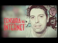 Censura na Internet - EMVB 2013 - Emerson Martins Video Blog